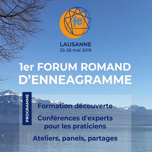 1er Forum romand d'ennéagramme