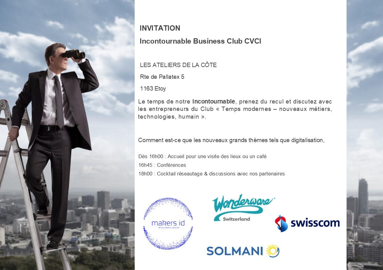 Incontournable Business Club 2019