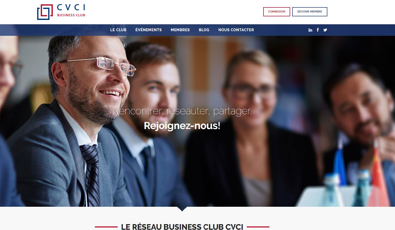Site Web Business Club comme une App sur votre smartphone !