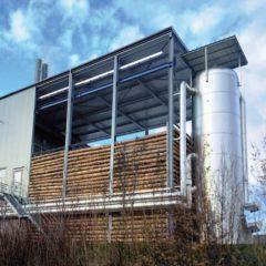 Romande Energie – Centrale Thermique de Puidoux