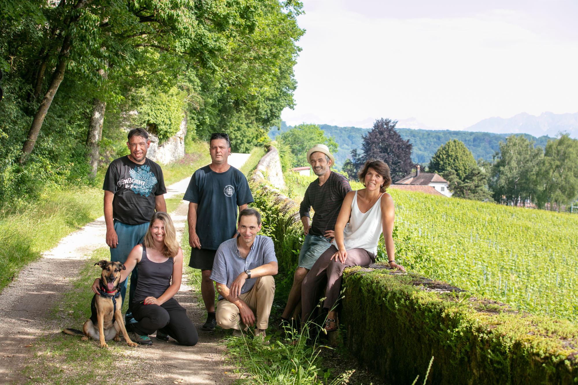 2020 – Agenda et mission d'un domaine viticole